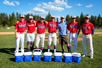 2016 Baseball Senior Night, 5/3/2016