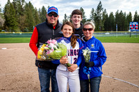 2017-04-28 CHS Softball Senior Night