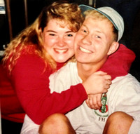 Cameron Rombach and Cheryl Nichols, 10/14/1992