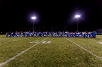 2017-10-20 VARSITY FOOTBALL: Post Falls v. Cd'A